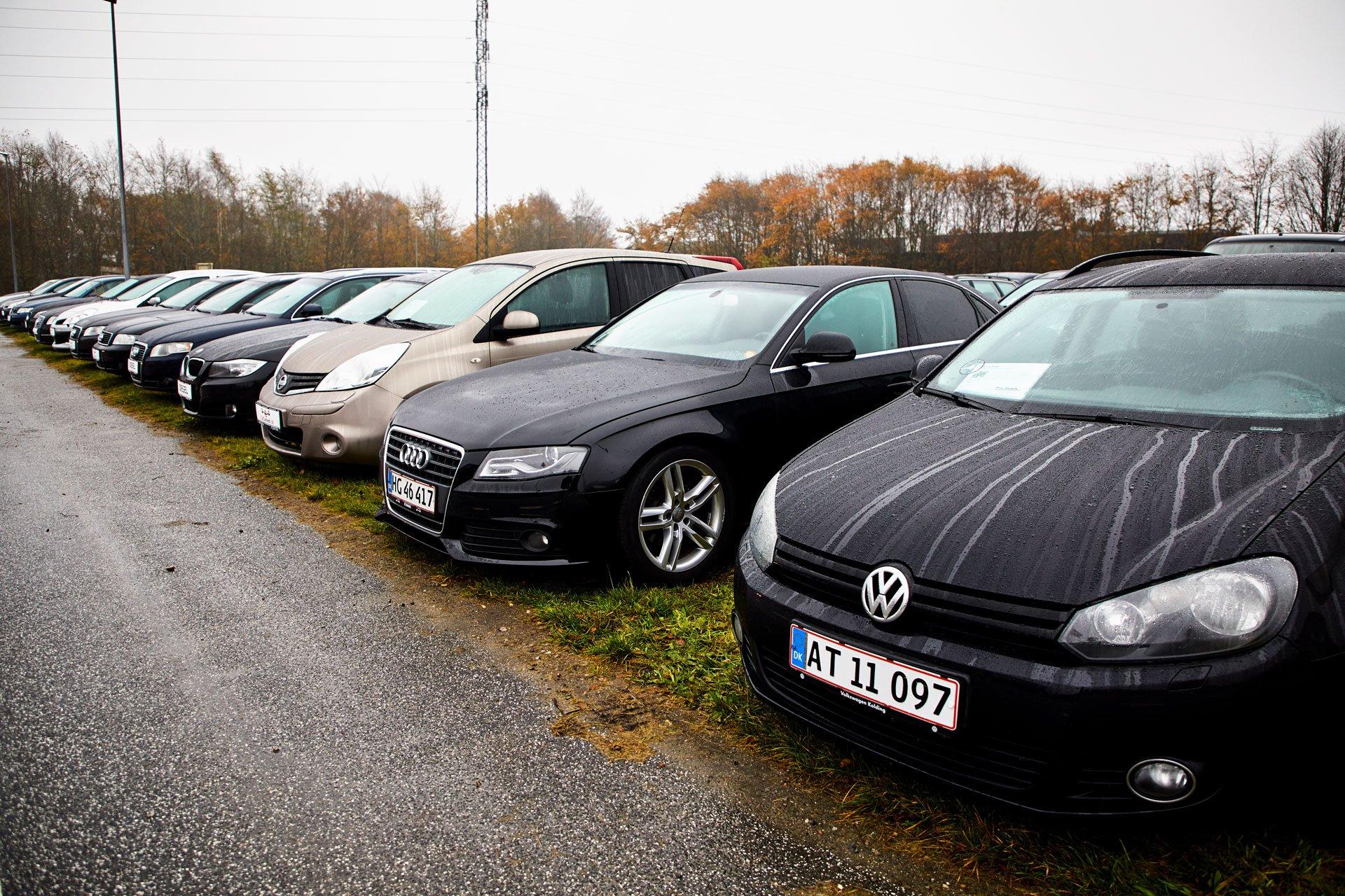 biler til salg i Herning