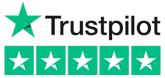 Gratis synstjek af bil samt Trustpilot logo